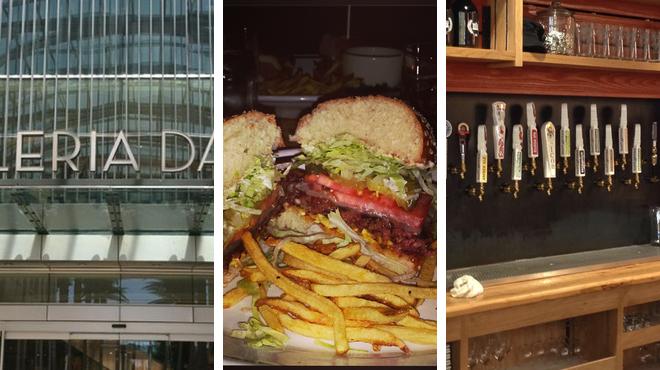 Mall ⇨ Steakhouse ⇨ Bar