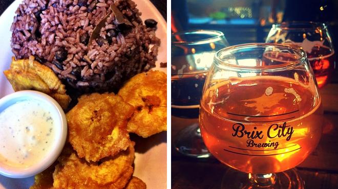Cuban restaurant ⇨ Brewery
