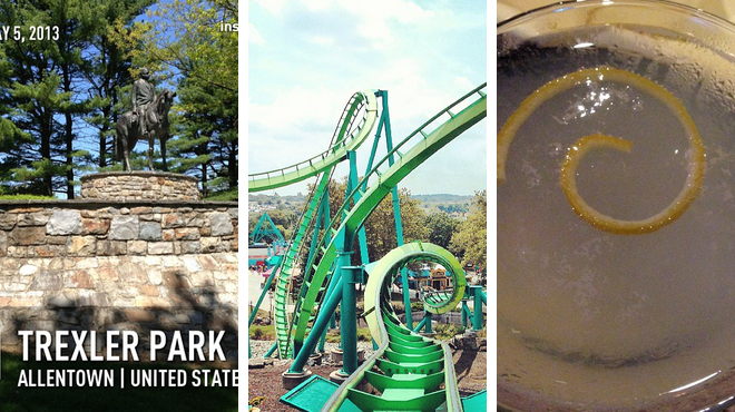 Park ⇨ Theme park ⇨ New american restaurant