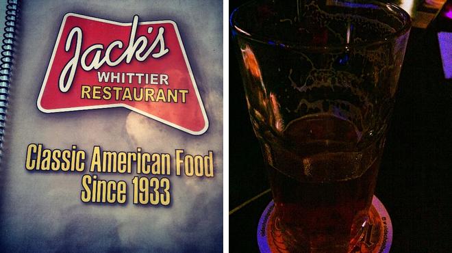 American restaurant ⇨ Bar