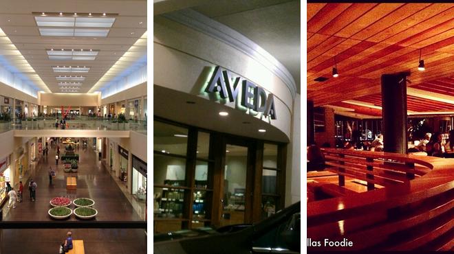 Mall ⇨ Couple's Massage ⇨ American restaurant
