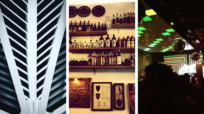 Science Exhibits ⇨ German restaurant ⇨ Nightclub