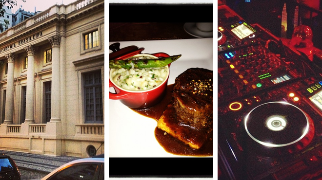 Learn about history ⇨ French restaurant ⇨ Nightclub