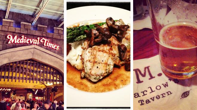Have fun ⇨ Italian restaurant ⇨ Bar