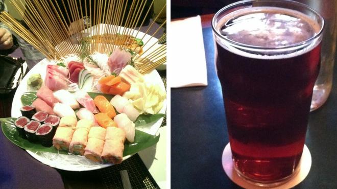 Japanese restaurant ⇨ Pub
