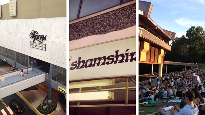 Mall ⇨ Persian restaurant ⇨ Catch a show