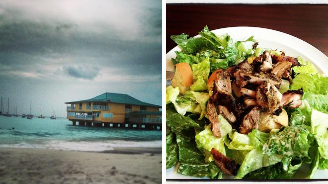 Beach ⇨ Restaurant