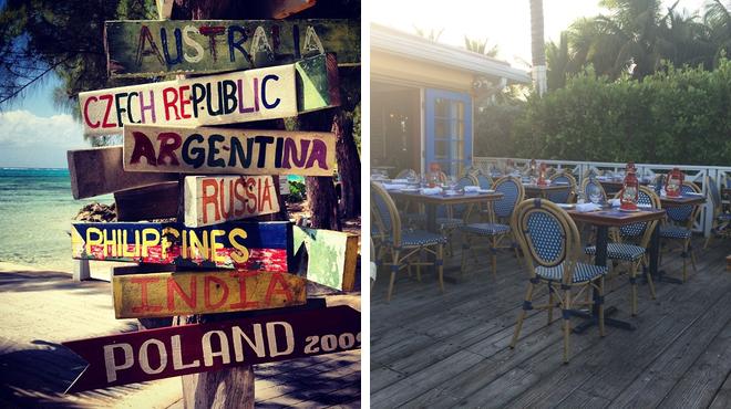 Beach ⇨ Mediterranean restaurant
