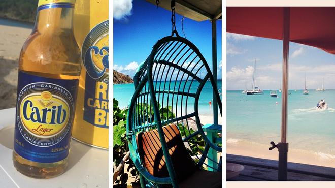 Caribbean restaurant ⇨ Beach ⇨ Bar