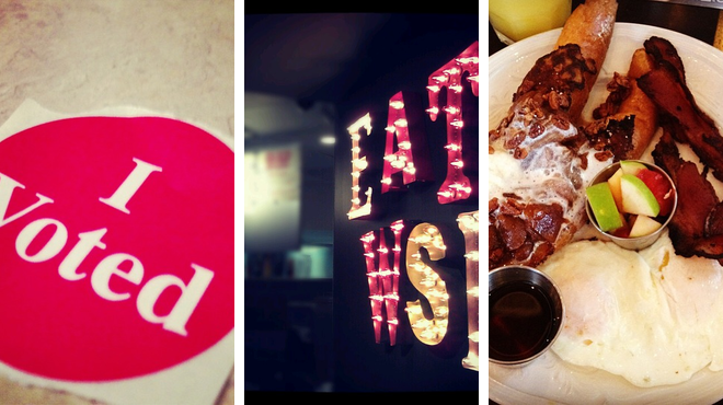 Playground ⇨ Asian restaurant ⇨ Bar