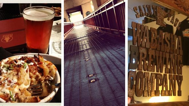 Gastropub ⇨ Scenic Views ⇨ Brewery