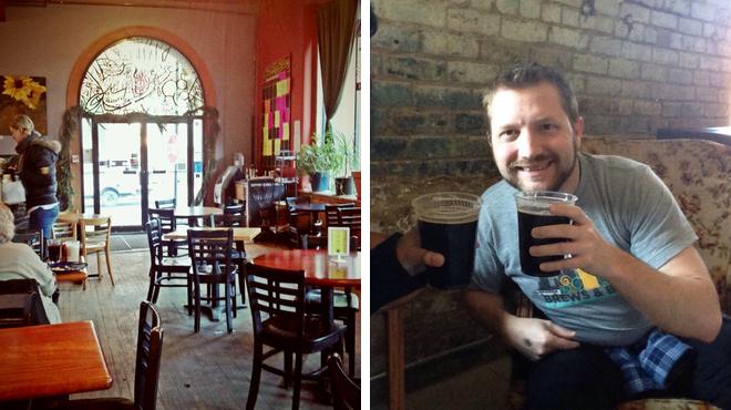 Café ⇨ Brewery