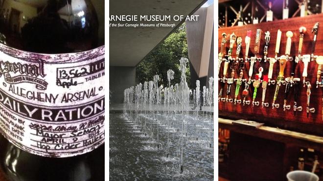 Distillery ⇨ Experience exhibits ⇨ Bar