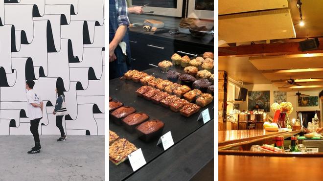 Admire art ⇨ Bakery ⇨ Bar