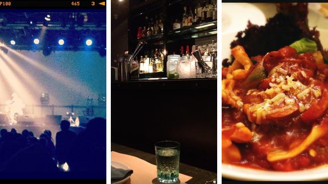 Rock club ⇨ Gastropub ⇨ Delicious Cocktails