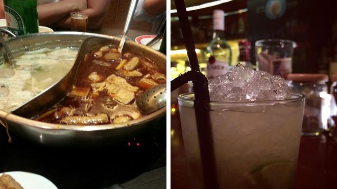Hotpot restaurant ⇨ Bar