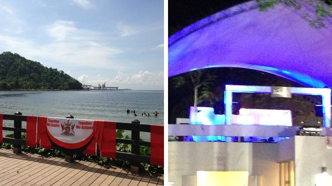 Beach ⇨ Music venue