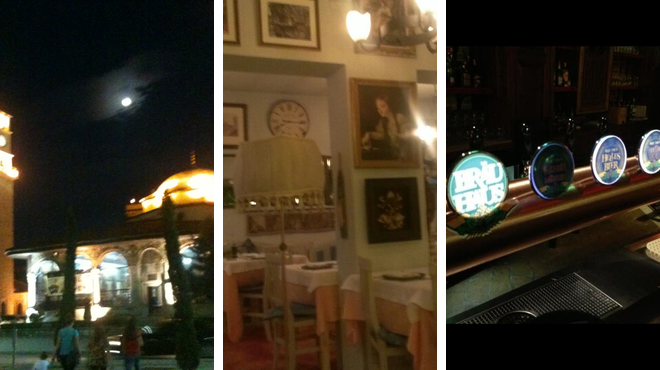 Plaza ⇨ Restaurant ⇨ Brewery