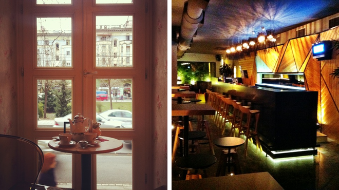Tea room ⇨ Lounge