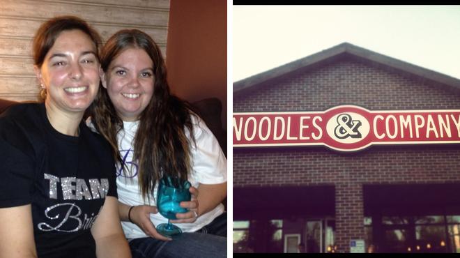 Couple's Massage ⇨ Ramen / noodle house