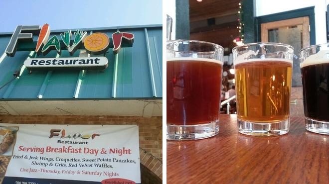 Cajun / creole restaurant ⇨ Brewery