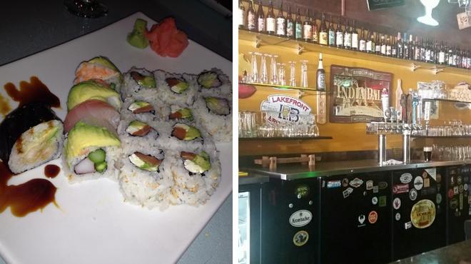 Asian restaurant ⇨ Bar
