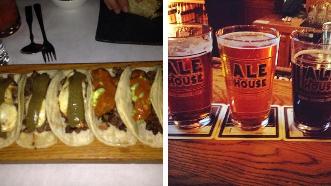 Mexican restaurant ⇨ Pub