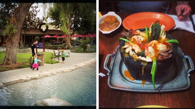 Farm ⇨ Mexican restaurant