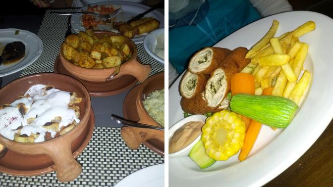 Mediterranean restaurant ⇨ Bar