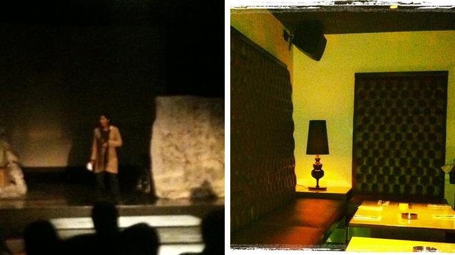 Theater ⇨ Gastropub