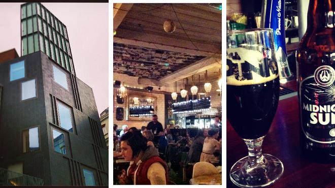 Theater ⇨ Restaurant ⇨ Pub