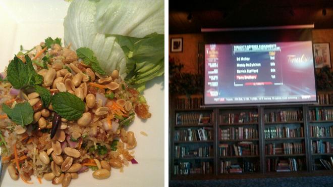 Thai restaurant ⇨ Pub