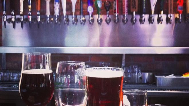 American restaurant ⇨ Beer garden