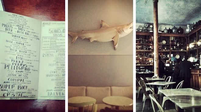 Café ⇨ Bar ⇨ Bar