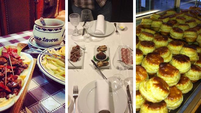 Portuguese restaurant ⇨ Restaurant ⇨ Bakery