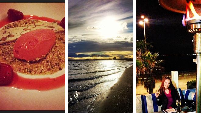 Australian restaurant ⇨ Beach ⇨ Bar