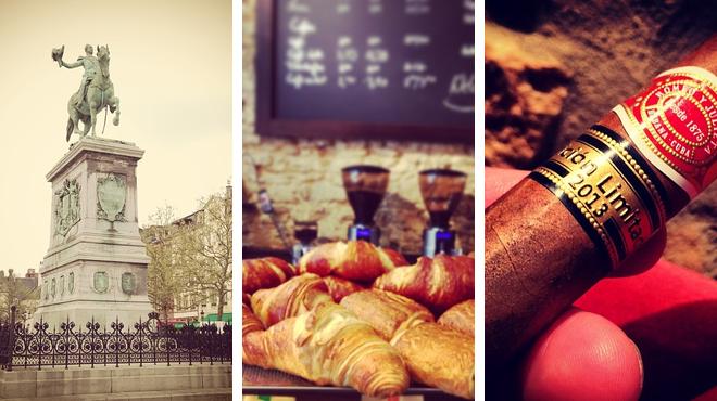 Plaza ⇨ Coffee shop ⇨ Bar