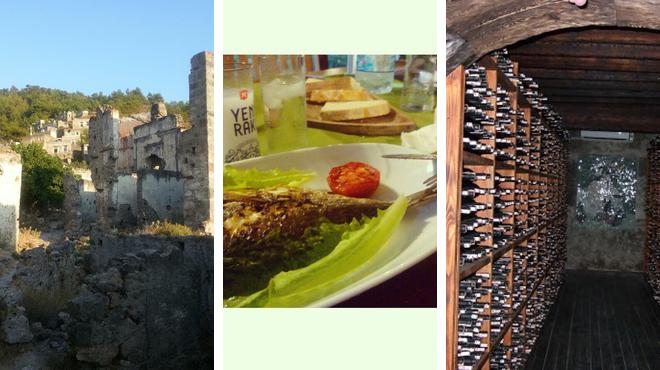 Learn about history ⇨ Mediterranean restaurant ⇨ Wine bar