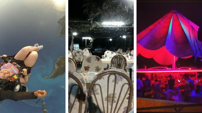 Athletics & sports ⇨ Turkish restaurant ⇨ Delicious Cocktails
