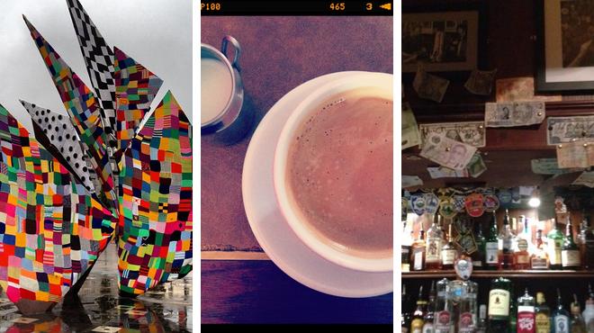 Plaza ⇨ French restaurant ⇨ Bar