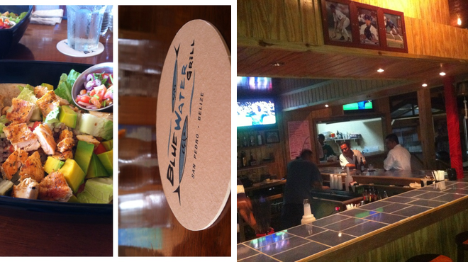 Seafood restaurant ⇨ Bar