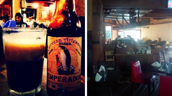 Argentinian restaurant ⇨ Hotel bar