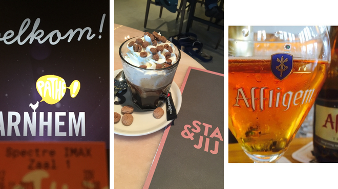 Creative date ideas and fun things to do in arnhem the for Koi sushi arnhem