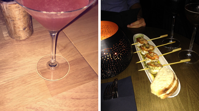 Tapas restaurant ⇨ Lounge