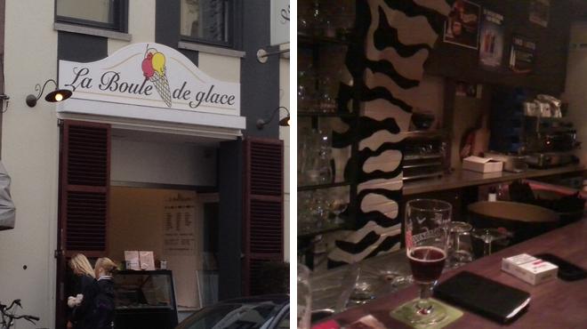 Ice cream shop ⇨ Bar