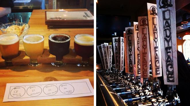 Wine Tasting ⇨ Brewery