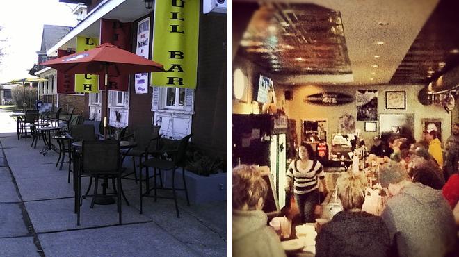 Tapas restaurant ⇨ Pub