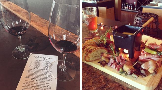 Wine Tasting ⇨ Wine bar