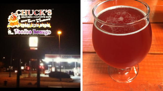 Southern / soul food restaurant ⇨ Brewery
