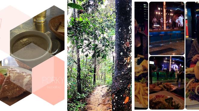 Malaysian restaurant ⇨ Trail ⇨ Hotel bar